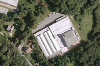 výrobní a skladový areál spol. Hoftex Liberec